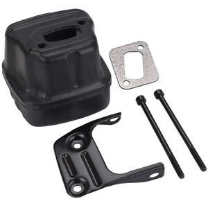 Muffler Kit for Husqvarna 350 340 345 346XP 351 353 Chainsaws#503862802