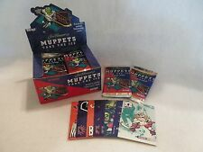 A case of 1994 Muppets Take The Ice NHL Unopened Trading Card Box Cards NS10