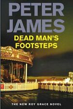 Dead Man's Footsteps By Peter James. 9781447222958