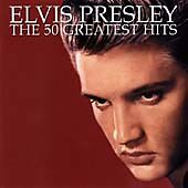ELVIS PRESLEY - The 50 Greatest Love Songs (CD 2000)