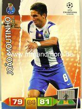 Adrenalyn XL Champions League 11/12 - Joao Moutinho