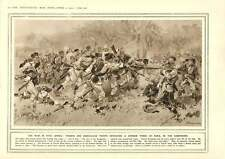 1915 West Africa French Senegalese Troops Edea Cameroons