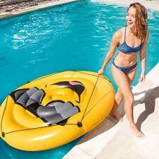 Intex Materassino Gonfiabile Isola Galleggiante a Forma di Smile Piscina Mare