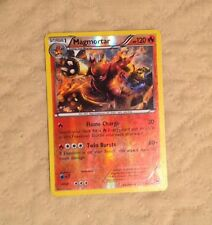 Pokemon Card Magmortar 11/111 Furious Fists Rare Non Holo M/NM Condition