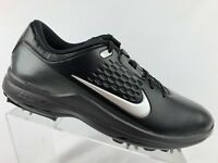 NIKE AIR ZOOM TW71 Golf Shoes Tiger Woods Mens Size 9.5 Black AA1990 002
