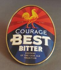 Courage Best Bitter Metal Pump Clip (Fittings Incomplete - see photos)