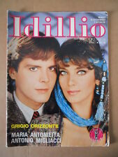 IDILLIO Fotoromanzo n°259 1984   [D31]