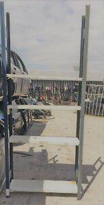 Garage Storage Racking matel  Base Shelving Shelves 5 Levels