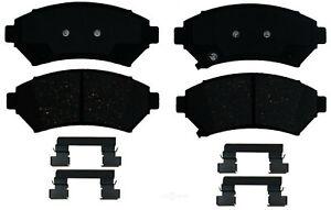 Frt Ceramic Brake Pads  ACDelco Professional  17D699CH