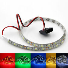 5050 LED Strip Light 12V DC Background PC Computer Case Adhesive Strip Light