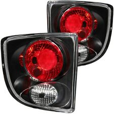 Anzo Tail Lights Black Set For 00-05 Toyota Celica #221106