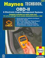 THE HAYNES OBD-II & ELECTRONIC ENGINE MANAGEMENT SYSTEMS MANUAL - HENDERSON, BOB