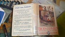 Nelson avec jaquette - Trois contes de Gustave Flaubert