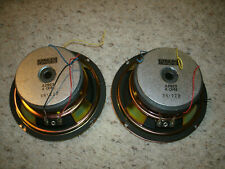 "Altec Lansing 6"" Bass Woofer - Model A2923 - Work Great !!"