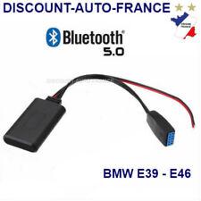 ADAPTATEUR BLUETOOTH AUXILIAIRE BMW E39 ET  E46