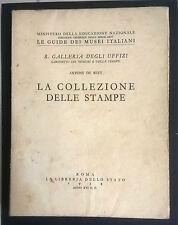 DE WITT LA COLLEZIONE DELLE STAMPE 1938