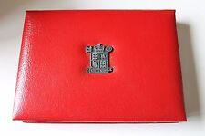Royal mint 1990 De Lux proof set with COA & original box