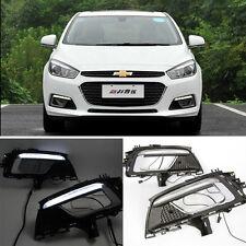 For Chevrolet Cruze 2015-2016 LED Daytime Running Light Car DRL Driving Lamp