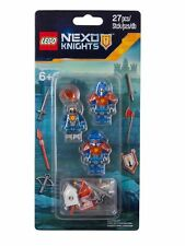 Lego Nexo Knights 853676 Accessory Set Minifigures Pack Minifiguras Blister NEW