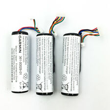3pcs Longer Runtime Replacement Batteries for Garmin Astro DC30 DC40 Collar