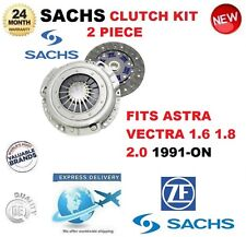 Astra Vectra 1.6 1.8 2.0 1991 En Adelante SACHS 2 Piezas Kit de embrague Sin