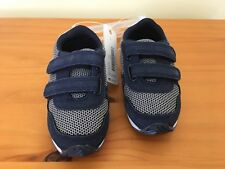 NWT Gymboree Boys Navy Blue Sneakers Shoes Toddler 5,6,7,8