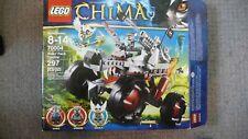 LEGO Legends of Chima Wakz' Pack Tracker (70004)