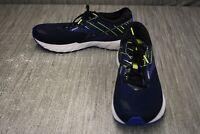 Brooks Adrenaline GTS 19 1102941D069 Running Shoes - Men's Size 9D, Navy