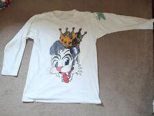 Stray Cats Blast Off Tour Shirt 1989 Original VERY RARE Size L/XL Brian Setzer
