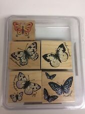 Butterfly Stamps By Poetic Prints & Stamp Craft