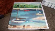 CORNISH CREEK BY CLAIRE HENLEY MILKWOOD NEW GREETING CARD BLANK ALL OCCASIONS