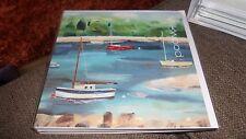 Cornish Creek par Claire Henley Milkwood nouvelle carte de vœux vierge toutes occasions