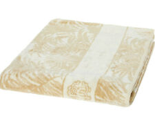ROBERTO CAVALLI Tropical Print Bath Sheet BNIB