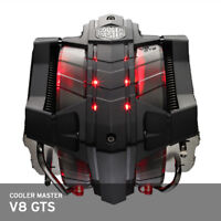 Cooler Master V8 GTS CPU Air Cooler 140mm 4Pin Tower RR-V8VC-16PR-R1 Free FedEx
