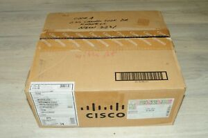 *New* Cisco C819GW-LTE-GA-EK9 C819 Router M2M LTE for Global Bands 1YrWty TaxInv