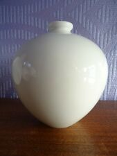 Trude Petri Vase KPM Berlin Porzellanvase Vase weiß Design vintage Porzellan
