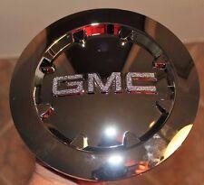 SET OF 4 GMC CHROME CENTER CAPS  HUBCAPS  2010 -2014  # 9597721