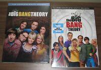 Big Bang Theory Season 8 + Big Bang Theory Season 9 ~ Both DVD Sets Sealed New