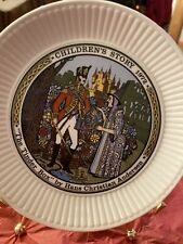 Wedgwood Queen's Ware-The Tinder Box By Hans Christian Andersen 1972