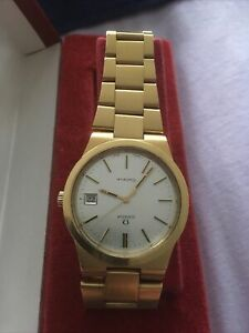omega Gold Plated