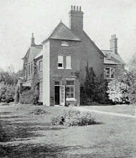 Max Gate Dorchester Thomas Hardy At The Age Of Seventy 1910 Photo Article 9605