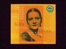 VILLA-LOBOS: BACHIANA BRASILEIRA NO 5 ARIAS OF BRAZIL Bidu Sayao, Sony MHK 62355