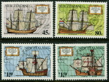 NEW ZEALAND - 1992 'GREAT VOYAGES OF DISCOVERY' Set of 4 MNH SG1659-1662 [B3687]