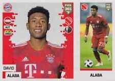 Panini Sticker Fifa 365 2019 Nr. 165 David Alaba FC Bayern München NEUWARE Bild