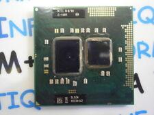 Processeur pour hp dv7-4190ef i5-460M SLBZW