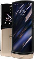 Motorola Moto Razr- Motxt20001 128Gb 16Mb Camera 4G Lte Gsm Unlocked Blush Gold