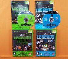xbox TAITO LEGENDS 1 + 2 PAL ENGLISH Version