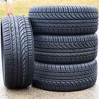 4 New Fullway Hp108 2x 21545r17 Zr 91w Xl 2x 22545r17 Zr 94w Xl As Tires