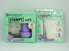 essence Nail Art Stampy Set Stempelset 01 be creative! + Schablone