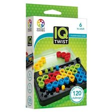 IQ - Twist Smart Knobelspiel Logikspiele Trainer 1 Spieler Smart Games SG 488
